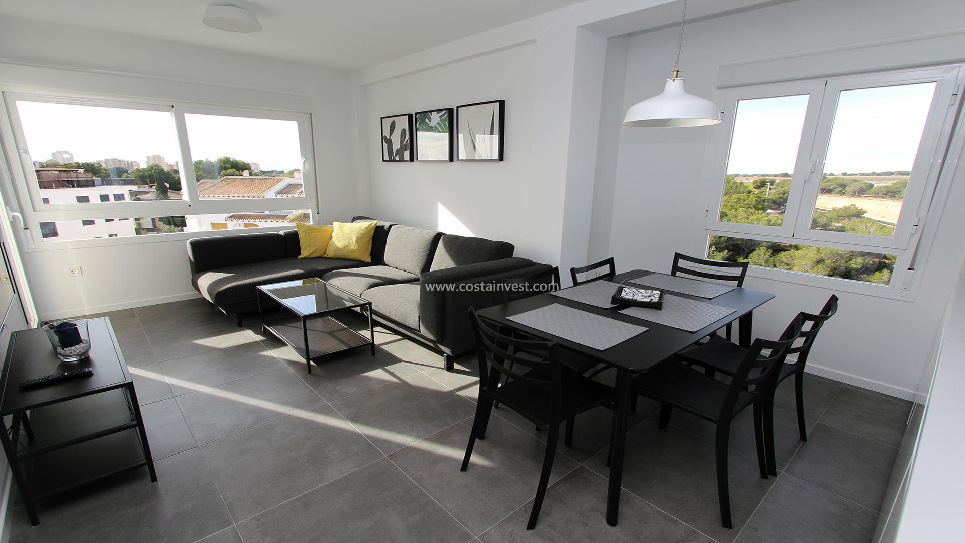 Apartament -                                       Orihuela Costa -                                       3 sypialnie -                                       5 osoby