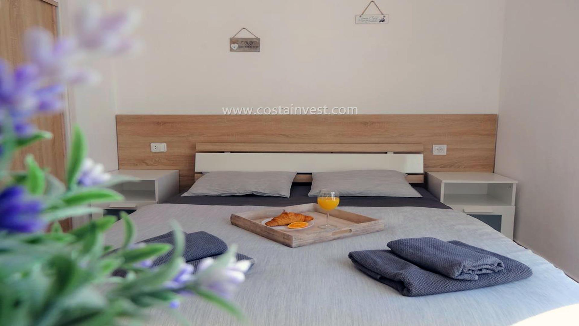 Bungalow -                                       Torrevieja -                                       1 sypialnie -                                       4 osoby