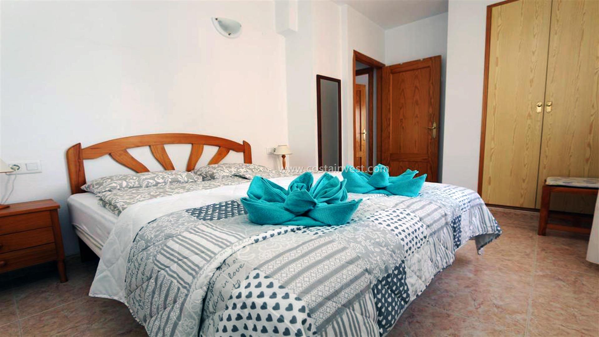 Apartament -                                       Torrevieja -                                       2 sypialnie -                                       4 osoby