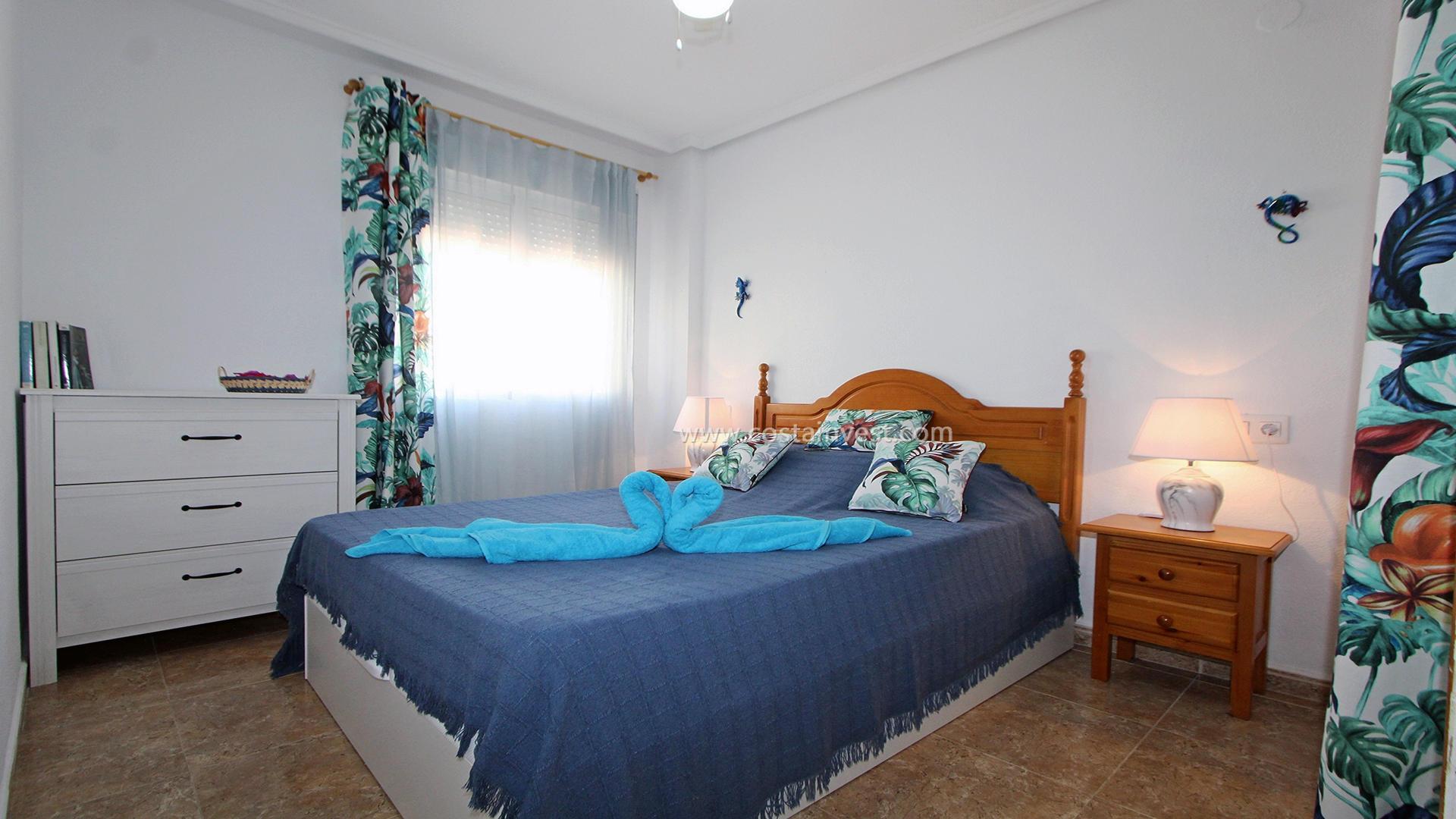 Apartament -                                       Torrevieja -                                       2 sypialnie -                                       6 osoby