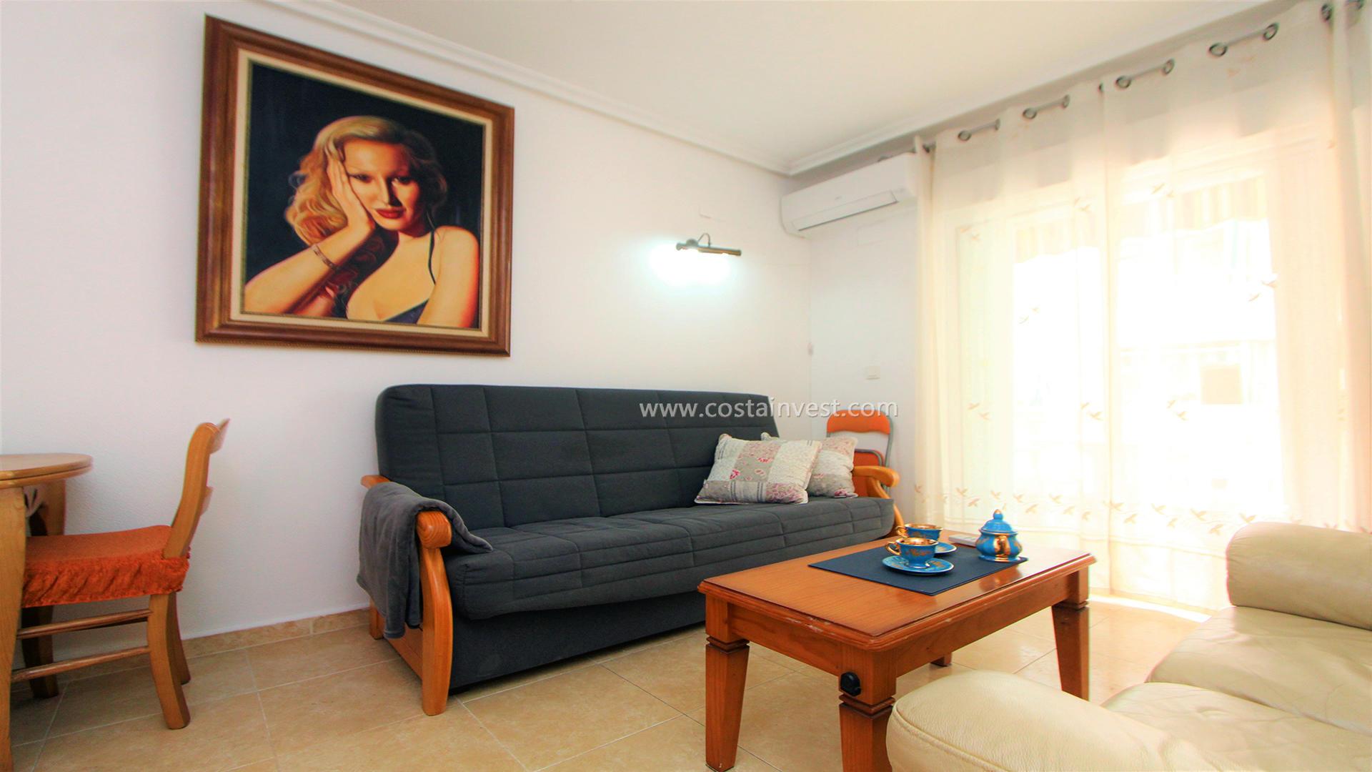 Apartament -                                       Torrevieja -                                       1 sypialnie -                                       4 osoby