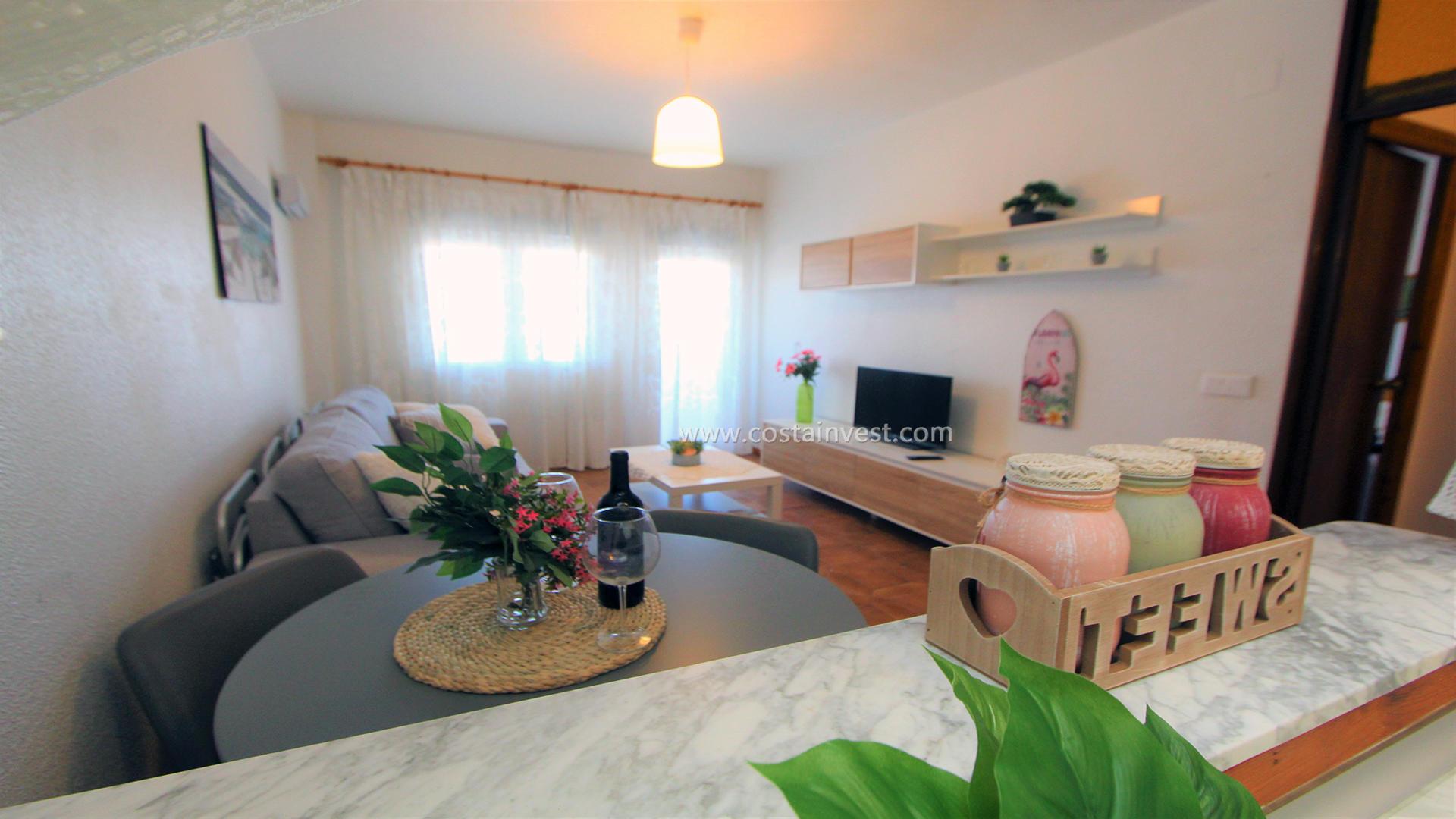 Apartament -                                       Orihuela Costa -                                       1 sypialnie -                                       4 osoby