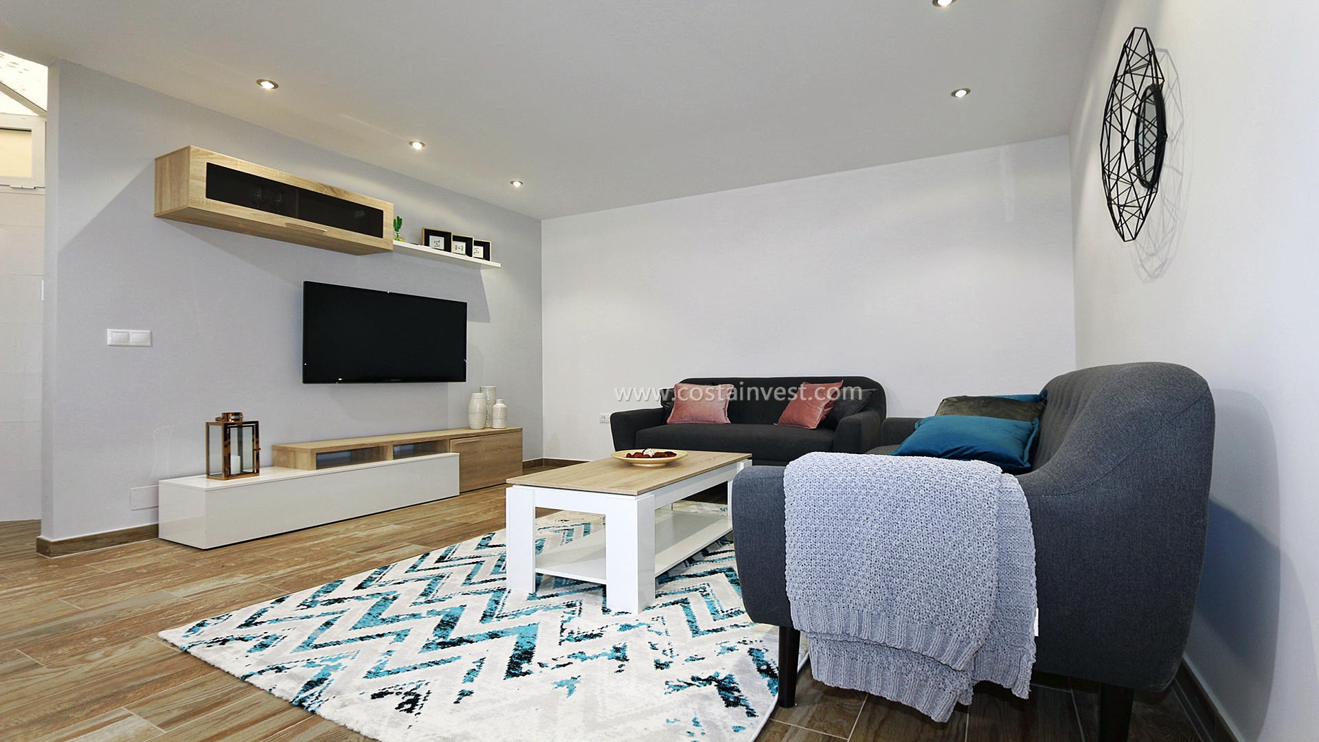 Apartament -                                       Orihuela Costa -                                       2 sypialnie -                                       4 osoby